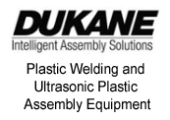 Plastic Welding and Ultrasonic Plastic Assembly Equipment
