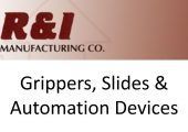 Grippers, Slides and Automation Devices