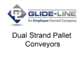 Dual Strand Pallet Conveyors